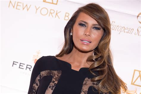 Melania Trump: Últimas noticias, videos y fotos de Melania ...