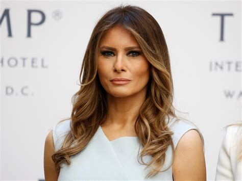 Melania Trump worked illegally during first weeks in US ...