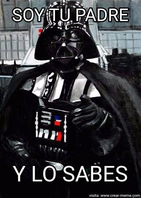 Meme Dark Vader/Julio Iglesias   Memes en internet   Crear ...