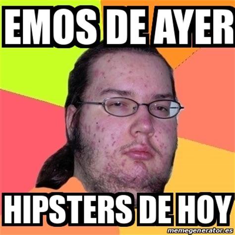 Meme Friki   Emos de ayer hipsters de hoy   25747797