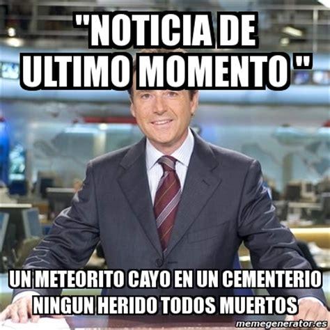 Meme Matias Prats    noticia de ultimo momento   un ...