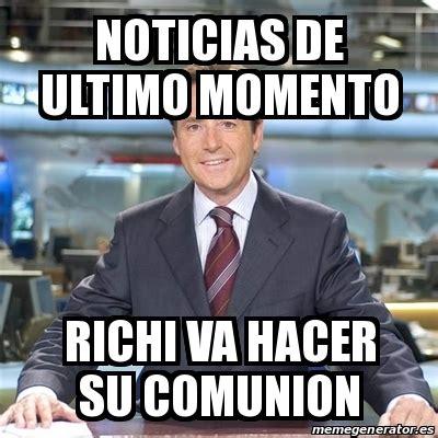 Meme Matias Prats   noticias de ultimo momento richi va ...