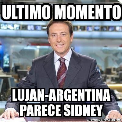 Meme Matias Prats   ultimo momento lujan argentina parece ...