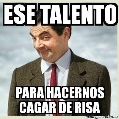 Meme Mr Bean   ese talento para hacernos cagar de risa ...