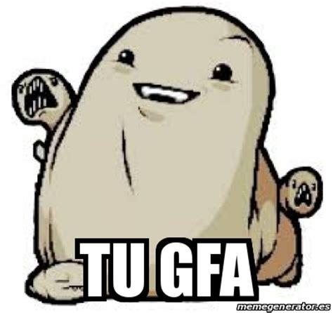 Meme Personalizado   tu gfa   21634617