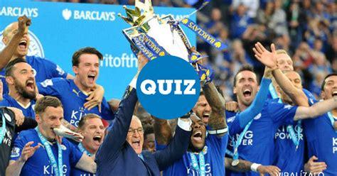[ MEMEDEPORTES ] QUIZ: ¿Conoces al Leicester o lo tuyo ...
