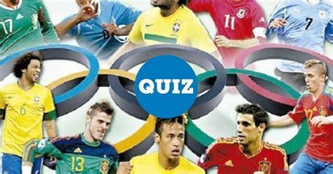 [ MEMEDEPORTES ] QUIZ: ¿Cuánto sabes de fútbol olímpico?