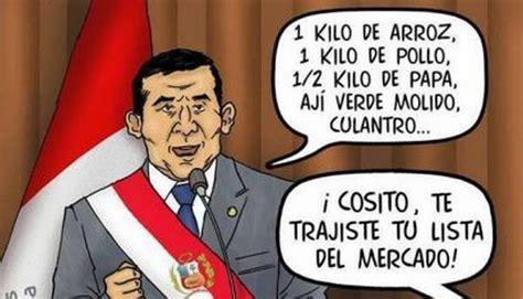 MEMES: Burlas sobre discurso de Ollanta Humala y error de ...