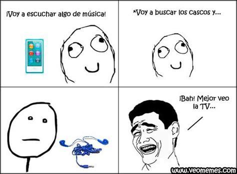 Memes chistosos en español: ¡Así no hay quien escuche ...