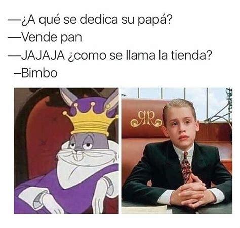 Memes chistosos en español: Cuando tu padre es importante ...