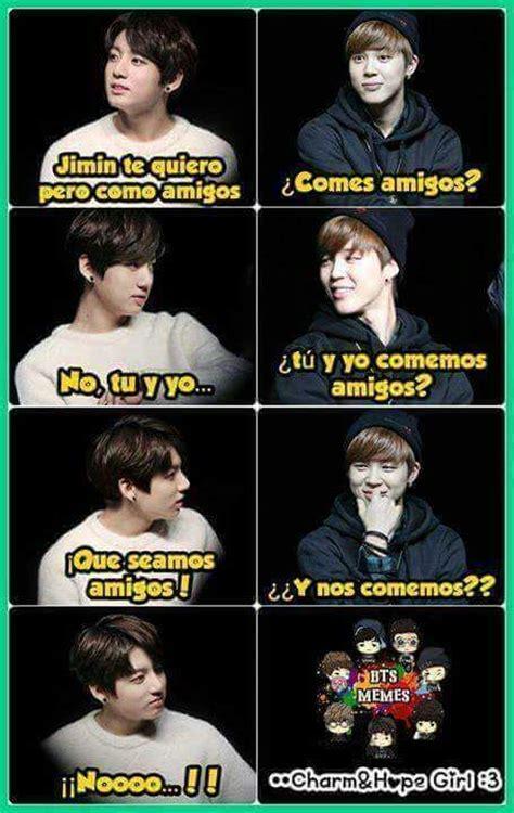 Memes de BTS en español ^^ ♡ | •K Pop• Amino