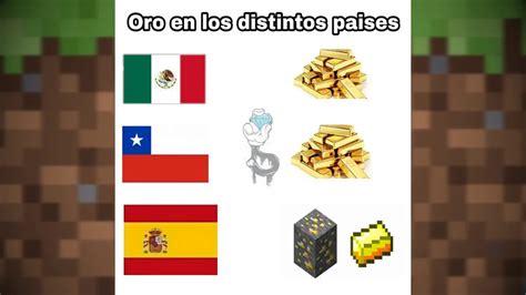 MEMES DE ESPAÑA Y EL MINECRAFT ????????????   YouTube