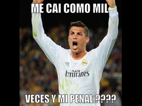 Memes de Real Madrid vs Barcelona: El clásico por la Liga ...