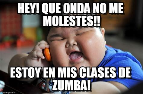 Memes de Zumba   Imagenes chistosas