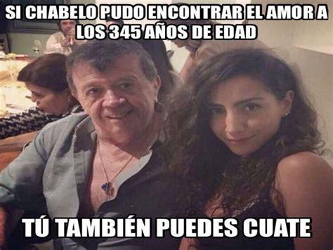 Memes divertidos de Chabelo y su nueva  conquista  [VIDEO ...