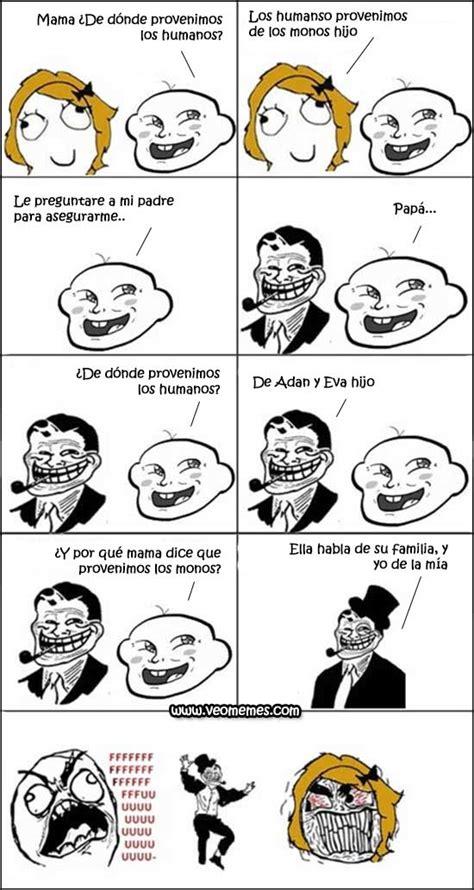Memes en español: ¿De dónde provienen los humanos? → # ...