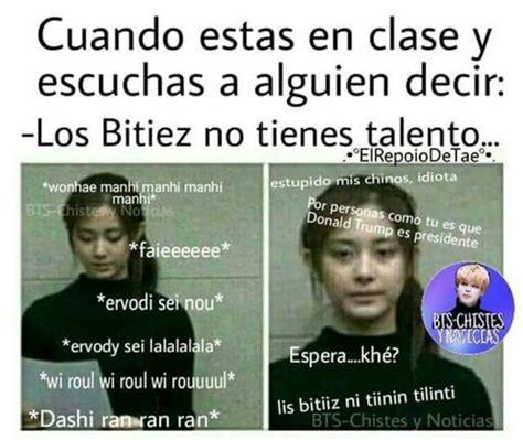 Memes  español  BTS #1? | ARMY s Amino Amino