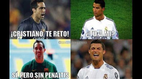 Memes graciosos: Barcelona vs Real Madrid: los mejores ...