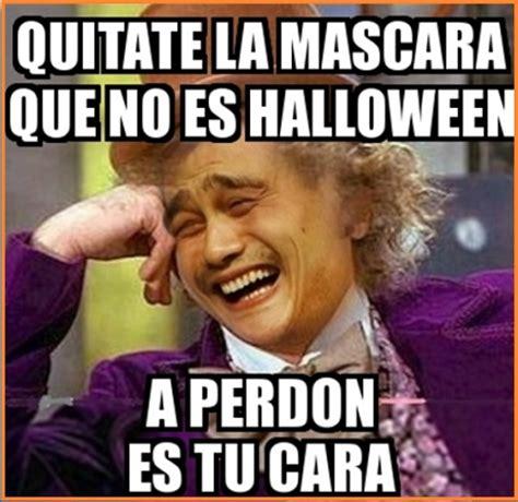 Memes Graciosos Para Halloween y Redes Sociales