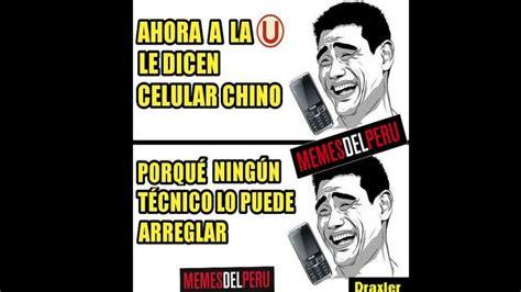 Memes: La derrota de Universitario de Deportes ante Sport ...