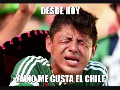¡Memes MÉXICO 0 7 CHILE graciosos y con comentarios sobre ...