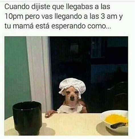 Memes muy graciosos en español: Cuando llegas a casa más ...