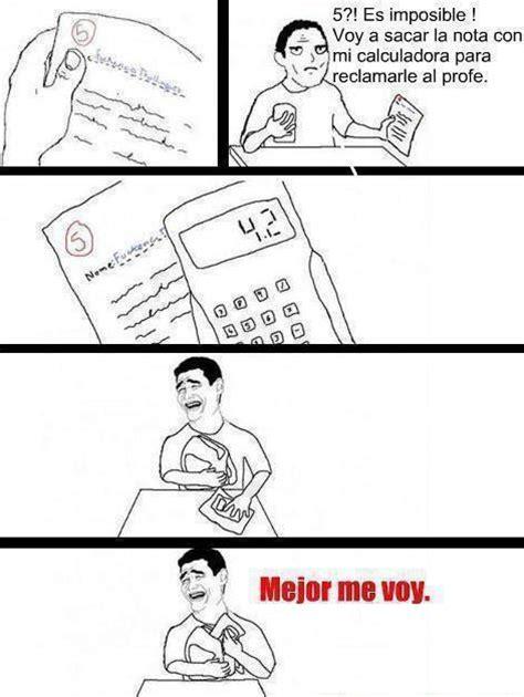 Memes que reflejan perfectamente tu vida en la escuela ...