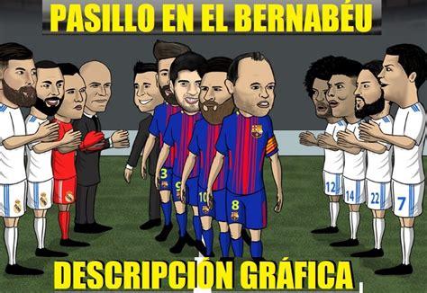 Memes Real Madrid Barcelona El clásico 2017 | Los mejores ...