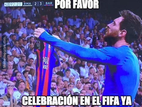 Memes Real Madrid vs Barcelona   Curiosidades | Futbolred.com