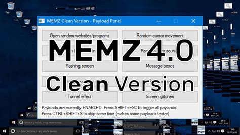 MEMZ 4.0   The clean version  including download    YouTube