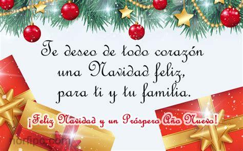 Mensajes con Frases de Feliz Navidad para Compartir ...
