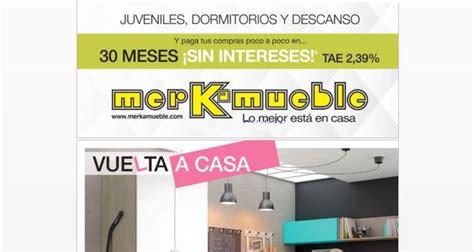 MerKamueble Catalogo de Muebles Vuelta a Casa 2017 ...