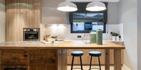 Mesa con palets de madera para la cocina, ideas fáciles