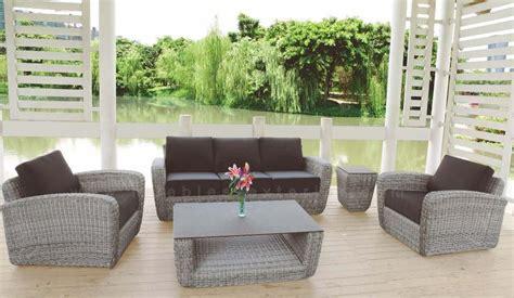 Mesa de centro para jardín y terraza Benahavis