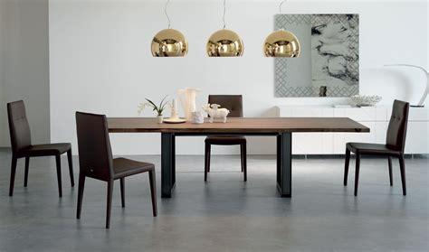 Mesa De Comedor Extensible Madera Moderna Eliot De Lujo En ...