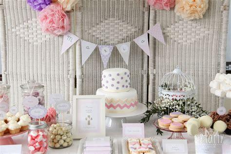 #mesa de dulces comunion niña #candy bar comunion niña # ...