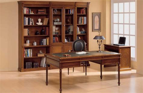 Mesa despacho clásica Valentina en Ámbar Muebles