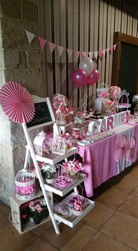 mesa dulce comunion niña 5 | Supersugar