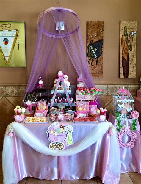 Mesa dulce para bautizo Elia | Andrea's