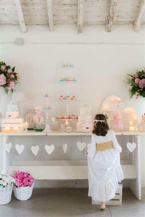 mesa dulce primera comunion   Fiestas y Cumples