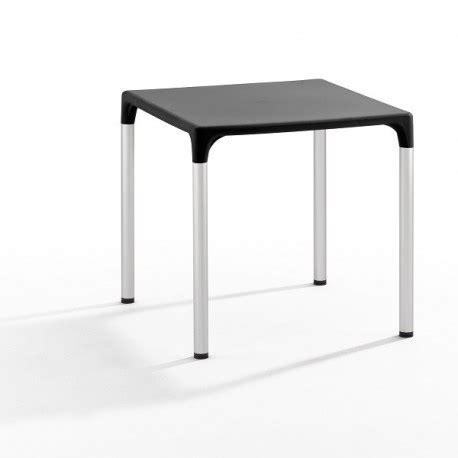 Mesa en plástico para terraza económica   Muebles de ...