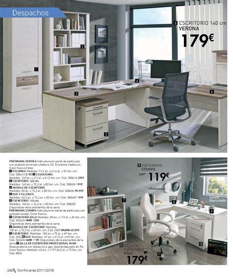 Mesas de escritorio: vea catálogo Conforama 2018 | iMuebles