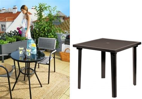 Mesas de jardín baratas para comer al aire libre ...