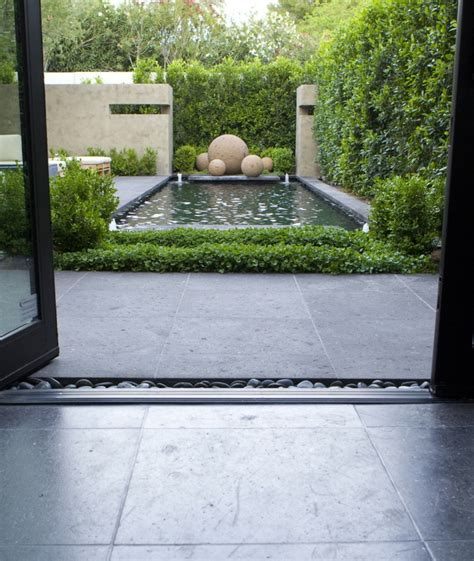 Minimalismo en el jardín   100 diseños paisajísticos ...