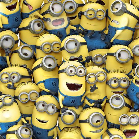 Minions Group. | Oh My Fiesta! in english