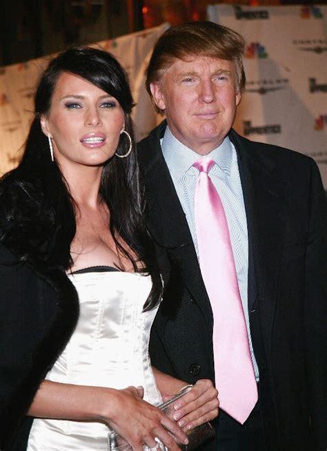 Mira el antes y después de Melania Trump, la primera dama ...