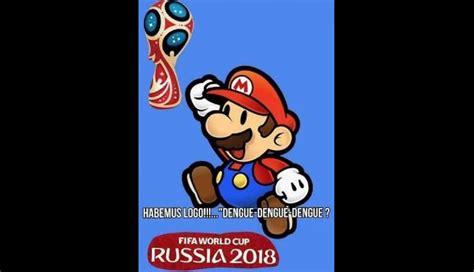 Mira los memes que generó el logo del Mundial Rusia 2018 ...