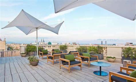 Miradores BCN : Las urbanas terrazas de hotel | Oi Live BCN