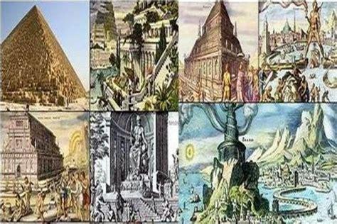 Misterios e historia: Las Siete maravillas del Mundo Antiguo