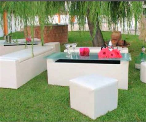 Mobiliario de exterior CHILL OUT | Climatización ...